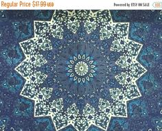 15% Off Hippie Star Tapestry Psychedelic Gypsy Bo by Handkrafters