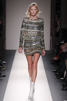 Balmain Fall 2011 Ready-to-Wear - Collection - Gallery - Look 1 - Style.com