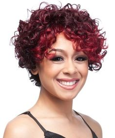 Color your Curly Hair Bob Hairstyles  and look great