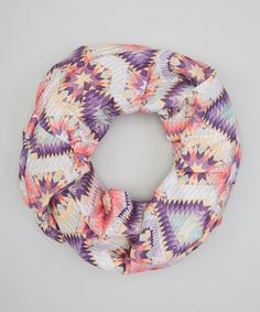 Another great find on #zulily! Lilac Crush Infinity Scarf #zulilyfinds