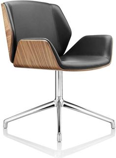 200 Series Swivel Chair  Eames-inspired design with modern design cues, the 200 Series seating collection weds hand-worked craftsmanship with state-of-the-art production techniques to deliver classic style that is within the reach of most designers and users.
