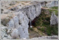 Cascada de Yeguamea - Burgos  por Pepi Ramos