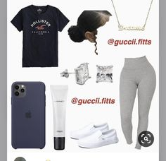 Swag Outfits For Girls, Cute Swag Outfits, Teenage Girl Outfits, Cute Comfy Outfits, Teen Fashion Outfits, Teenager Outfits, Dope Outfits, Baddie Outfits Casual, Casual Summer Outfits