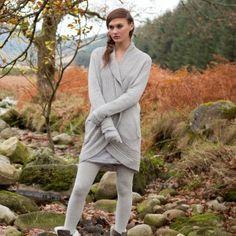 Straffan Cardigan by Mary Donoghue for Irelands Eye Knitwear