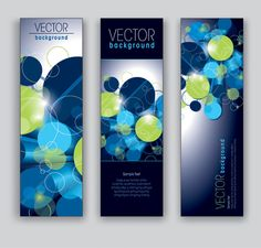 3 Blue Green Abstract Circle Banners Vector Set - http://www.welovesolo.com/3-blue-green-abstract-circle-banners-vector-set/
