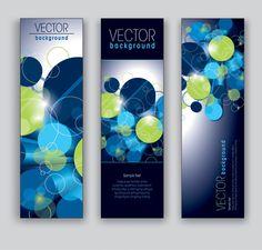 3 Blue Green Abstract Circle Banners Vector Set - http://www.welovesolo.com/3-blue-green-abstract-circle-banners-vector-set/