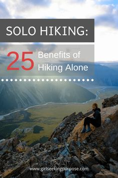 25 incredible benefits to solo hiking that may be surprising to some, obvious to others and enticing to anyone considering the solo hiker life. Hiking Photography, Single Travel, Hiking Tips, Solo Travel, Travel Tips, Ireland Travel, Wanderlust Travel, Outdoor Travel, Adventure Travel