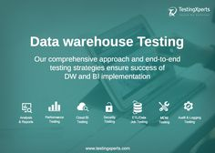 automated data warehouse testing