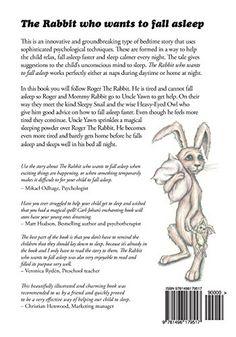 The Rabbit Who Wants To Fall Asleep: A New Way Of Getting Children To Sleep: Carl-Johan Forssén Ehrlin