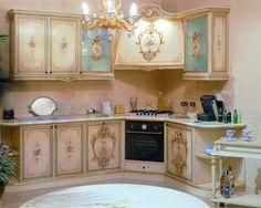 Shabby Chic Kitchen Design by ms. halo kitty Shabby Chic Kitchen Design by ms. Armoire Shabby Chic, Cottage Shabby Chic, Shabby Chic Vintage, Style Shabby Chic, Shabby Chic Bedrooms, Shabby Chic Homes, Shabby Chic Furniture, Shabby Chic Decor, Vintage Furniture