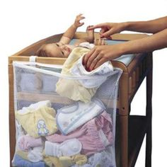 >> Click to Buy << Baby Bed Hanging Storage Bag Mesh Newborn Crib Organizer Toy Diaper Pocket for Baby Cot Bedding Set Accessories #Affiliate