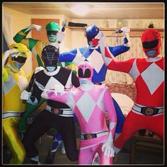 Pink Power Ranger Morphsuit   Power ranger morphsuit