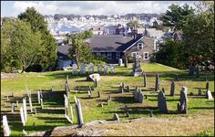 Old Burial Hill, Marblehead, Ma. This may seem strange to some but this is a fascinating place and so peaceful...established in 1638..many people come here to read the stones and in their way pay their respect to those who came before.