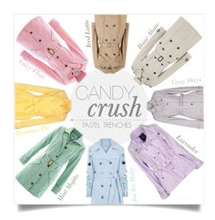 """Candy Crush"" by tammara-d ❤ liked on Polyvore featuring 1980, VIVETTA, FAY, Mabrun, M&S Collection, Burberry, women's clothing, women's fashion, women and female"