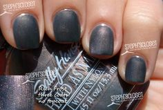 Sally Hansen Rich Frost Nail Polish