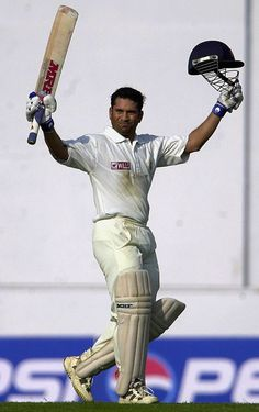No. 24: The unbeaten 201 against Zimbabwe in Nagpur in 2000 was the 50th international century of Tendulkar's career. He was the first batsman to score so many. Sunil Gavaskar, Viv Richards and Desmond Haynes, all retired, had 35 hundreds, and Mark Waugh 31 at the time.  www.200th.in