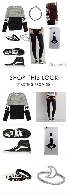 """""""Idk..."""" by mimi-bvb ❤ liked on Polyvore featuring American Eagle Outfitters, Vans, Boohoo, women's clothing, women, female, woman, misses and juniors"""