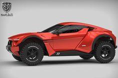 Zarooq Sand Racer #windscreen http://windblox.com/