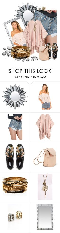 """Shopaa contest"" by azrahadzic ❤ liked on Polyvore featuring Baccarat, Dune and Amrita Singh"