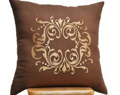 Throw Pillow Cover Decorative Pillow Cover Pillow by KainKain