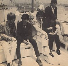 Rolling Stones  Mick Jagger, Keith Richards, Brian Jones, Charlie Watts, Bill Wyman New York 1966
