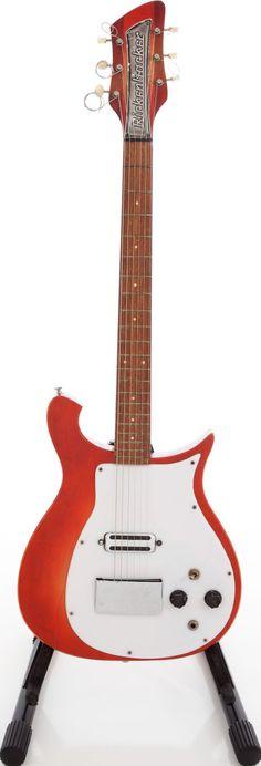 1961 Rickenbacker Combo 425 Fireglo