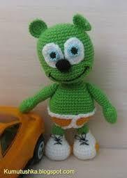 Výsledek obrázku pro crochet teddy bear