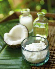 Coconut milk, honey, ylang ylang essential oil...Cupid's own recipe for a sensual romantic bath. Spa @Four Seasons Resort Koh Samui, Thailand