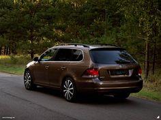 Scheibentönung • VW Golf 6 Variant, TI-400 Bruxsafol [by FOLIESIGN • www.foliesign.de] #WindowTint #Volkswagen #VW