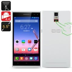 Elephone P2000 Android Phone (White) #Fingerprint #androidphone #bitcoin