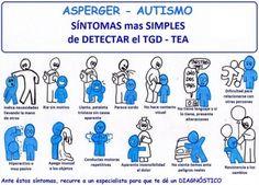 Señales más sencillas para detectar el TGD, TEA y Autismo en niños, http://www.imageneseducativas.com/tgd-tea-y-autismo-2/
