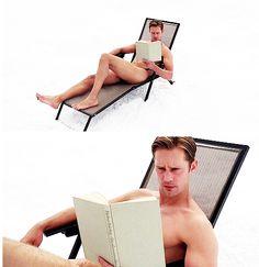 Anal with eric northman naked sunbathing uncensored