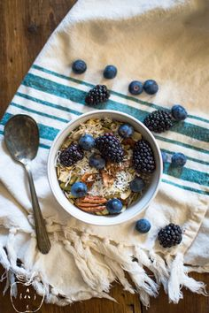 Grain-Free Muesli | Whole30 Compliant
