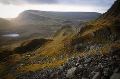 Quiraing, Isle of Skye (by Flickr user Strevo)