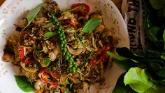 Catfish stir-fry recipe : SBS Food
