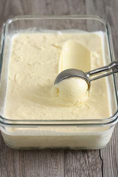❥ Lemon Dessert Love ❥ Meyer Lemon Gelato