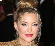 To buff away dead skin cells and any rough patches, Kate Hudson loves Goldfaden MD Doctor's Scrub.