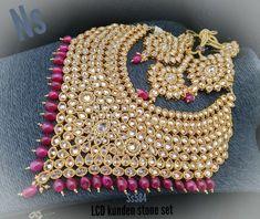 Pakistani Bridal Jewelry, Indian Bridal Jewelry Sets, Bollywood Jewelry, Indian Jewelry, Bollywood Style, Bridesmaid Jewelry, Wedding Jewelry, Rose Gold Jewelry, Gold Jewellery