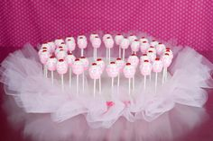 Cupcake Tower Products (adorable cake pop display)