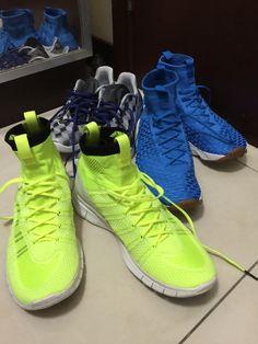 Nike 中之Nike