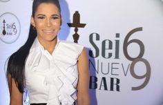 "Comunicadora dominicana inaugura centro de entretenimiento ""Sei6 Nuev9 Bar and…"