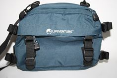 Fashion4Nation: Lifeventure Hip Pack Bum Bag Ocean Blue Sport Biki...