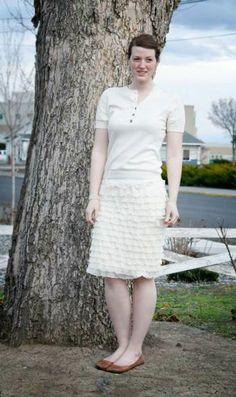 ~Ruffles And Stuff~: 3-Way Skirt/Dress Tutorial
