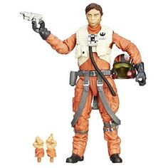 Star Wars: The Force Awakens Black Series 6 Inch Poe Dameron from Star Wars Disc: Affiliate Link