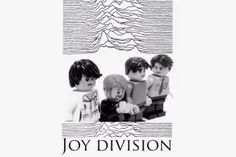 I Joy Division i Cure Pixies e The Smiths diventano LEGO by Adly Syairi Ramly Joy Division, Radiohead, Cypress Hill, Beastie Boys, Foo Fighters, Pop Bands, Music Bands, Banksy, Lego Autos