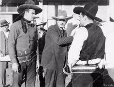 photo John Wayne Yakima Canutt western film The Lucky Texan 910-12