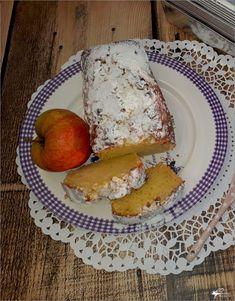 Szybkie ciasto z jabłkami mieszane łyżką | Słodkie okruszki Happy Foods, Homemade Cakes, Cake Cookies, French Toast, Baking, Breakfast, Easy, Diet, Bread Making