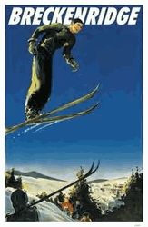want to add this to my other vintage ski poster
