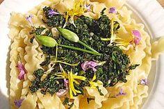 Frühlingskräuter - Pasta (Rezept mit Bild) von charlycastello | Chefkoch.de