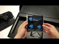Roccat Ryos MK FX Gaming Keyboard Unboxing
